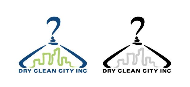 christinahallcreative.com | DryClean City logo