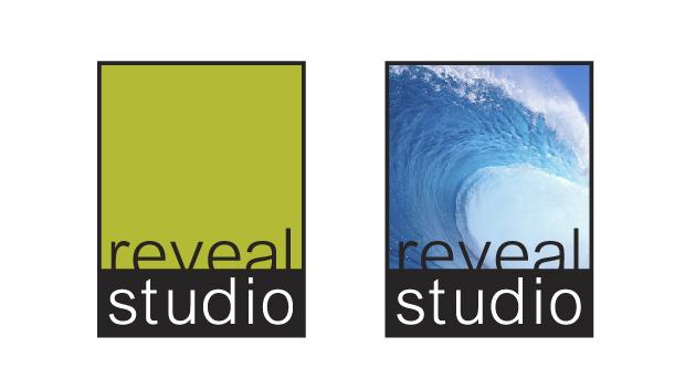 RevealStudio logo