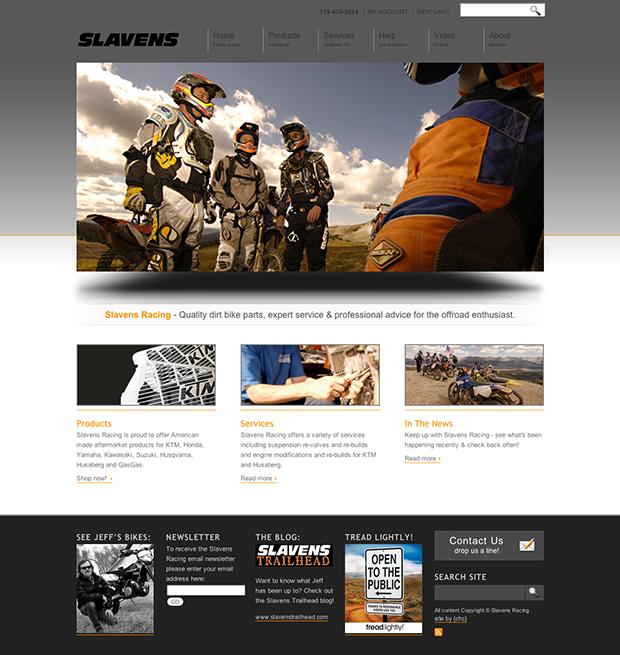 Slavens website