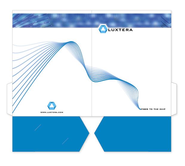 Luxtera folder
