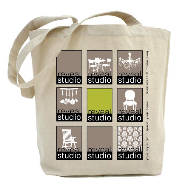 Reveal Studio tote bag